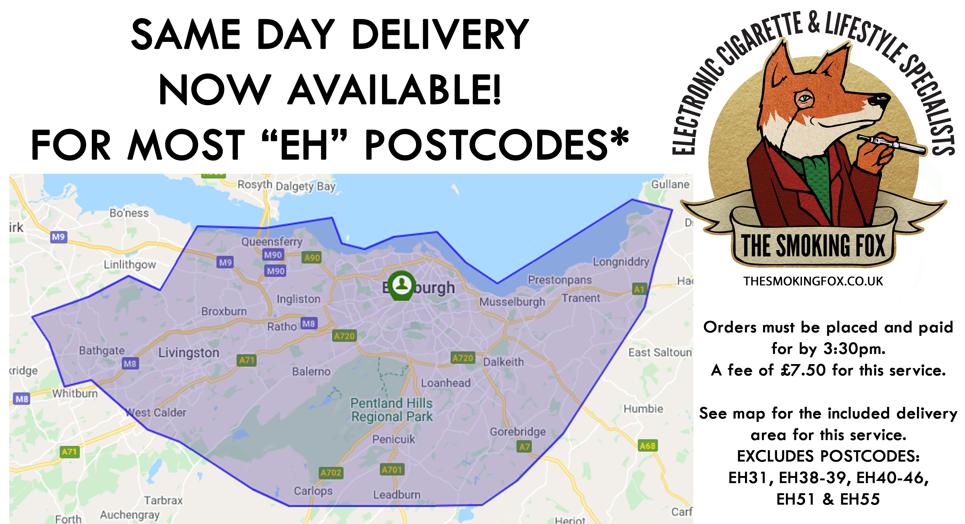 Same Day Deliveries