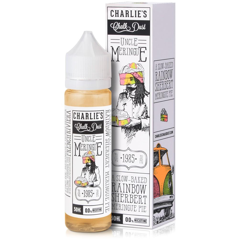 CHARLIE'S CHALK DUST - UNCLE MERINGUE by MR MERINGUE 50ml
