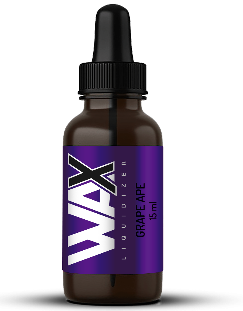 WAX LIQUIDIZER 50ml - GRAPE (50ml BOTTLE)