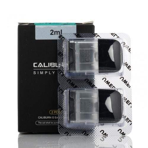 UWELL - CALIBURN G PODS (2 PACK)