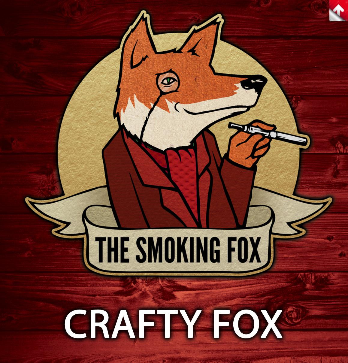 SMOKING FOX 10ml - CRAFTY FOX