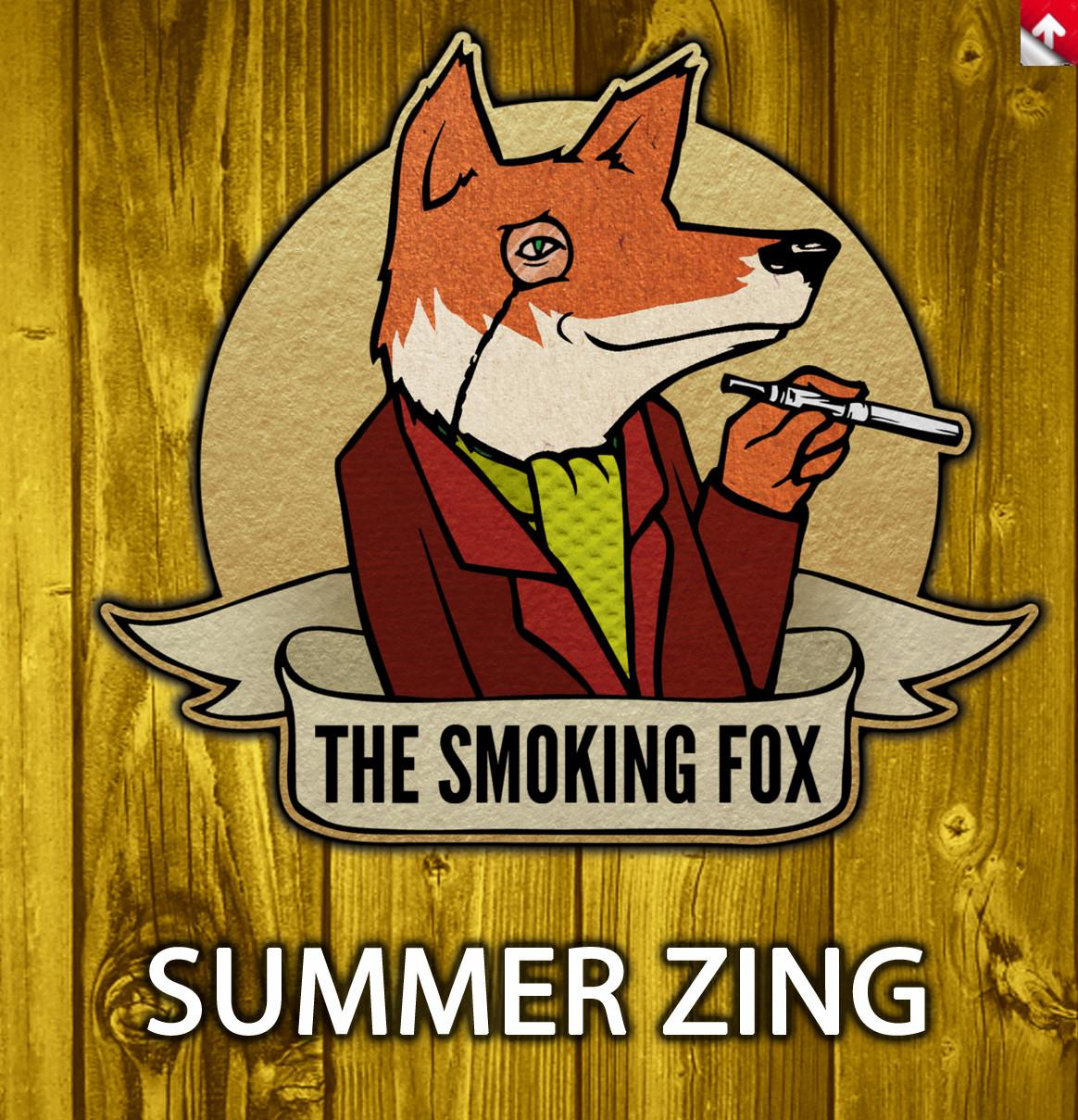 SMOKING FOX 10ml - SUMMER ZING