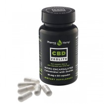 PHARMA HEMP - CBD 10mg CAPSULES - 60 PACK