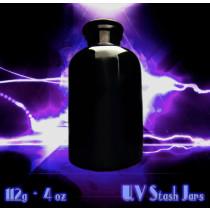 112g - BLANK UV STASH JAR