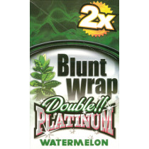BLUNT WRAP DOUBLE PLATINUM - WATERMELON (JADE)