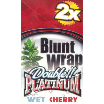 BLUNT WRAP DOUBLE PLATINUM - WET CHERRY (MAROON)