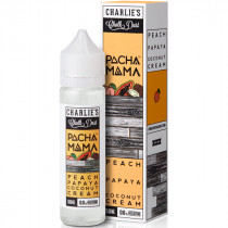 PACHA MAMA - PEACH PAPAYA COCONUT CREAM (50ml)