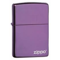 ZIPPO - ABYSS REGULAR w ZIPPO LOGO (24747ZL)