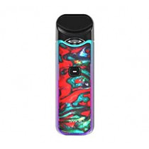 SMOK - NORD POD VAPE KIT (7 COLOUR RESIN STREAK)