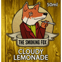 THE SMOKING FOX 50ml SHORTFILL - CLOUDY LEMONADE