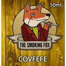 THE SMOKING FOX 50ML SHORTFILL - COVFEFE