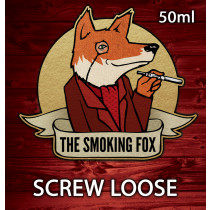THE SMOKING FOX 50ML SHORTFILL - SCREW LOOSE