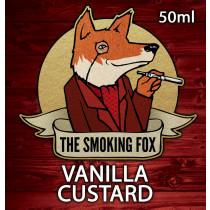 THE SMOKING FOX 50ml SHORTFILL - VANILLA CUSTARD