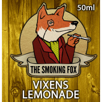 THE SMOKING FOX 50ml SHORTFILL - VIXENS LEMONADE