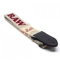 RAW - HEMP GUITAR STRAP