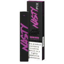 NASTY FIX - DISPOSABLE VAPE - ASAP GRAPE