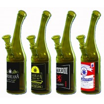 BEER BOTTLE BONG - Large - 01336