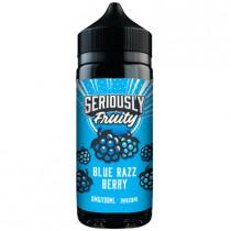 DOOZY SERIOUSLY FRUITY 100ml - BLUE RAZZ BERRY