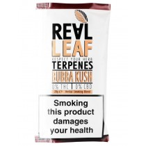 REAL LEAF - TERPENE INFUSED 20g (BUBBA KUSH)
