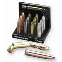 BULLET PIPE - GUN METAL