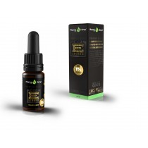 PHARMA HEMP - BLACK PREMIUM - CBD ELIQUID 10ml - 1% / 100mg - (HEMP)