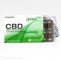 CANABIDOL - CBD CAPSULES 300mg