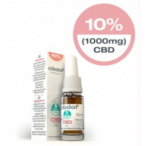 CIBDOL - CBD OIL 10% - 10ml (1000mg)