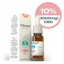CIBDOL - CBD OIL 10% - 30ml (3000mg)