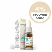 CIBDOL - CBD OIL 4% - 10ml (400mg)