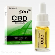 CANABIDOL - CBD DROPS 500mg