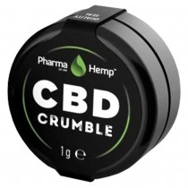 PHARMA HEMP - CBD CRUMBLE 90% - 1g