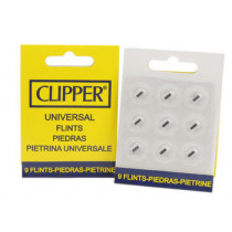 CLIPPER FLINT STONES - 9 Pack