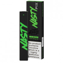NASTY FIX - DISPOSABLE VAPE - DOUBLE APPLE