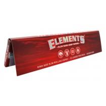 ELEMENTS - RED KINGSIZE SLIM