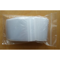 "CLEAR GRIP BAGS (3x3.25"") 100 pack"