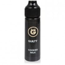OHM BREW 50ml - GUILTY COOKIES & MILK
