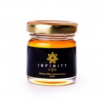 INFINITY CBD - 100mg BROAD SPECTRUM HONEY