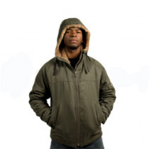HOODLAMB - MENS JACKET (GREEN) - XL