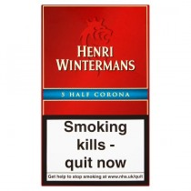 HENRI WINTERMANS - HALF CORONA (5 PACK)