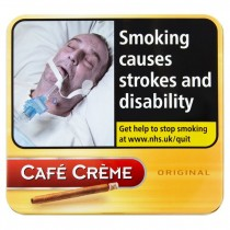 CAFE CREME (YELLOW) 10 PACK