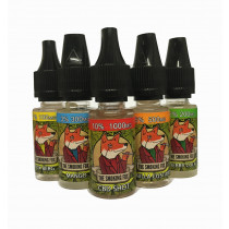 THE SMOKING FOX - CBD VAPE 200mg