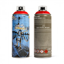 MTN LIMITED EDITION - JEAN-MICHEL BASQUIAT (LIGHT RED)