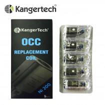 KANGER -  0.15ohm Ni 200 OCC Coils