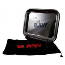 RAW - LIMITED EDITION BLACK GOLD TRAY (LARGE)
