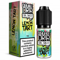 DOUBLE DRIP - LEMON TART 10ml