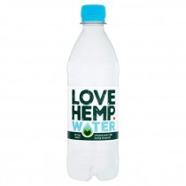 LOVE HEMP - CBD INFUSED SPRING WATER 500ml