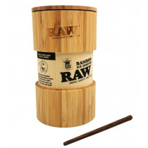 RAW - Bamboo Kingsize Six Shooter Cone Filler