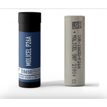MOLICEL - 18650 P26A BATTERY