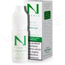 Nic Nic Salt Nicotine Shot by My Vapery (20mg)