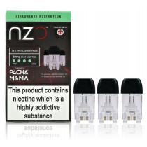 NZO - 20mg PODS - PACHA MAMA STRAWBERRY WATERMELON